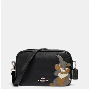 NEW Coach x Disney Thumper Crossbody Bag